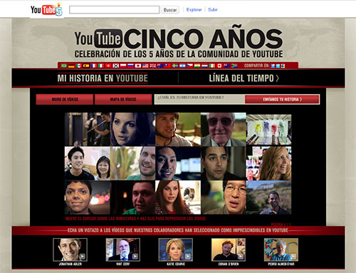 youtube-cinco